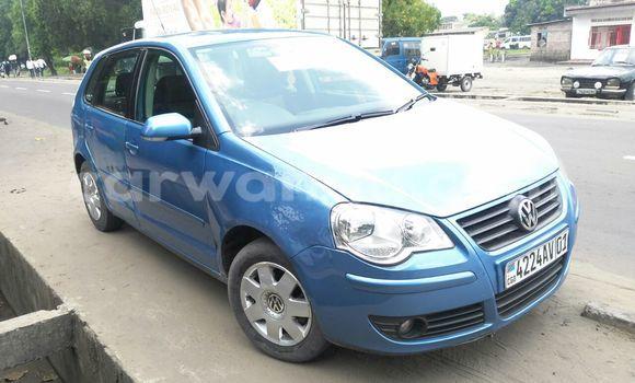 Acheter Voiture Volkswagen Polo Bleu à Ndjili en Kinshasa