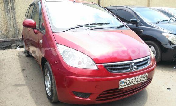 Acheter Voiture Mitsubishi Colt Rouge en Bandalungwa