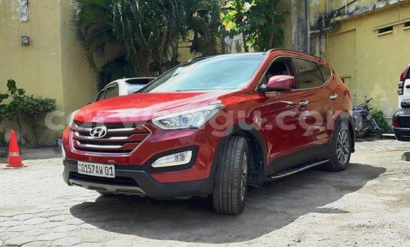 Acheter Voiture Hyundai Santa Fe Rouge en Bandalungwa