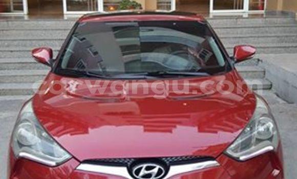 Acheter Voiture Hyundai Veloster Rouge en Bandalungwa
