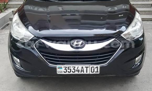 Acheter Voiture Hyundai ix35 Noir en Bandalungwa
