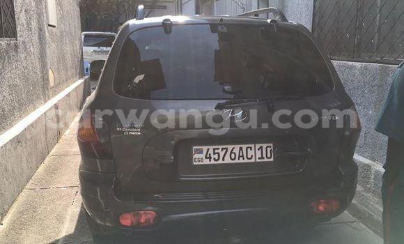 Acheter Voiture Hyundai Santa Fe Noir en Bandalungwa