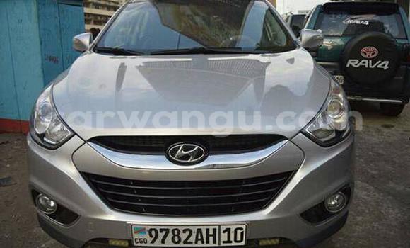 Acheter Voiture Hyundai ix35 Gris en Bandalungwa