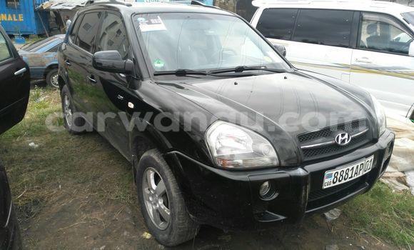 Acheter Voiture Hyundai Tucson Noir à Limete en Kinshasa
