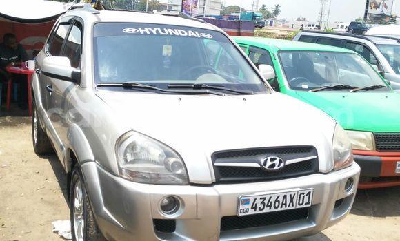 Acheter Voiture Hyundai Tucson Gris en Kalamu