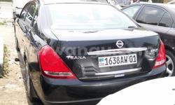 Acheter Voiture Nissan Teana Noir en Bandalungwa - CarWangu
