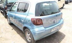 Acheter Voiture Toyota Vitz Bleu en Bandalungwa - CarWangu