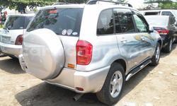 Acheter Voiture Toyota RAV4 Gris en Bandalungwa - CarWangu