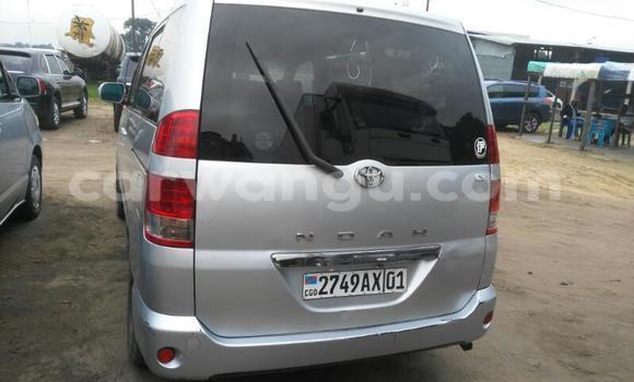 Acheter Voiture Toyota Noah Gris en Kalamu