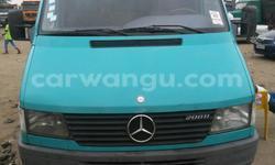 Acheter Voiture Mercedes Benz Sprinter Bleu en Kalamu - CarWangu
