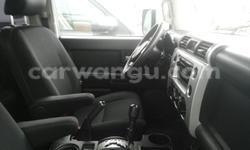 Acheter Voiture Toyota FJ Cruiser Gris en Kalamu - CarWangu