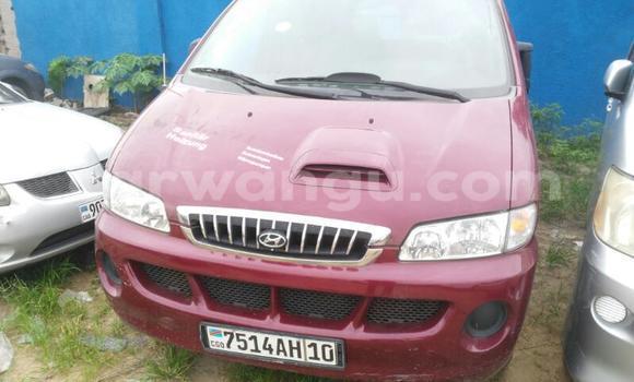 Acheter Utilitaire Hyundai H100 Rouge à Kalamu en Kinshasa