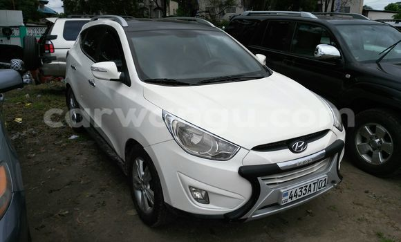 Acheter Voiture Hyundai ix35 Bleu à Limete en Kinshasa