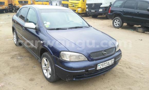 Acheter Voiture Opel Zafira Bleu en Kalamu