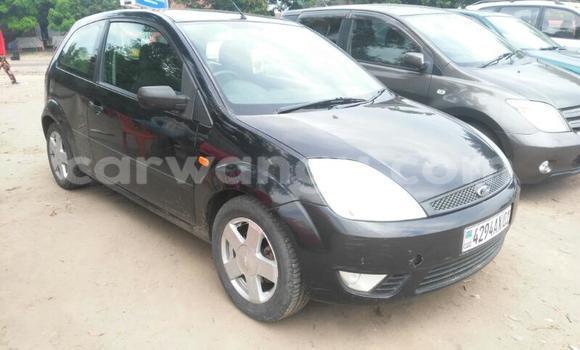 Acheter Voiture Ford Fiesta Noir en Limete