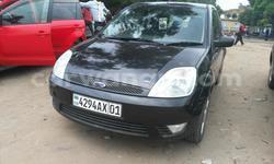 Acheter Voiture Ford Fiesta Noir en Limete - CarWangu