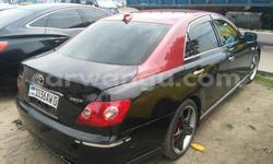 Acheter Voiture Toyota Mark X Noir en Limete - CarWangu