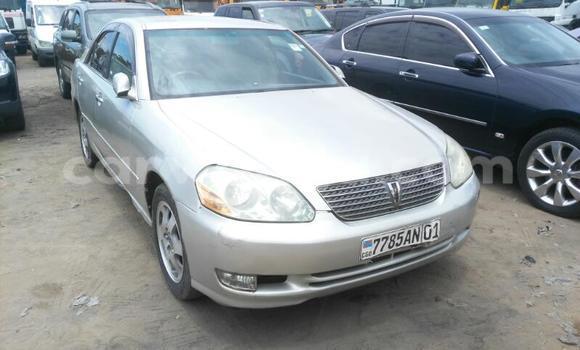 Acheter Voiture Toyota Mark II Gris en Kalamu - CarWangu
