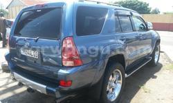 Acheter Voiture Toyota Hilux Surf Bleu en Kasa Vubu - CarWangu