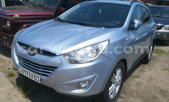 Acheter Voiture Hyundai ix35 Bleu en Kasa Vubu