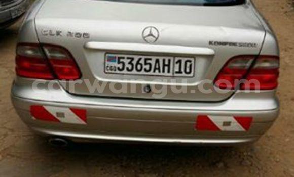 Acheter Voiture Mercedes Benz CLK-Class Gris en Bandalungwa