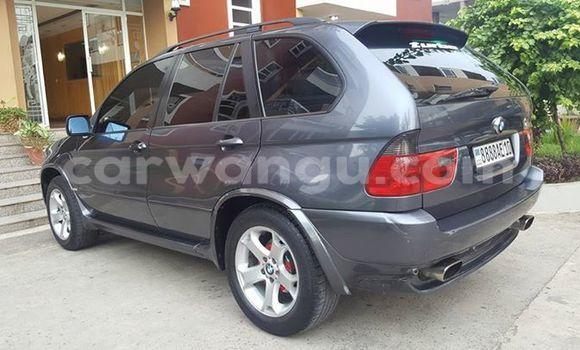 Acheter Voiture BMW X5 Gris à Bandalungwa en Kinshasa