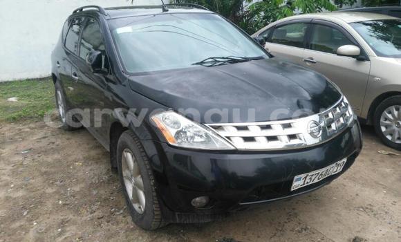 Acheter Voiture Nissan Murano Noir en Gombe