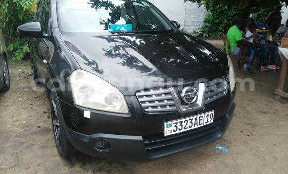 Acheter Voiture Nissan Dualis Noir en Gombe