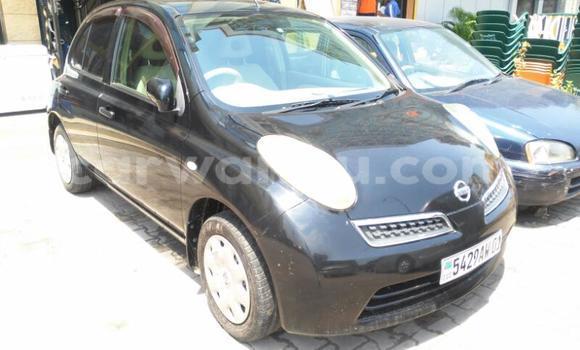 Acheter Voiture Nissan March Noir en Kinshasa
