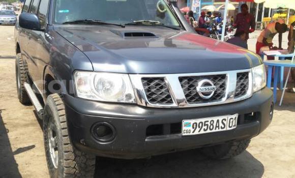 Acheter Voiture Nissan Patrol Bleu en Kinshasa