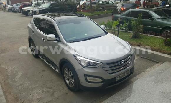 Acheter Voiture Hyundai Santa Fe Gris en Gombe
