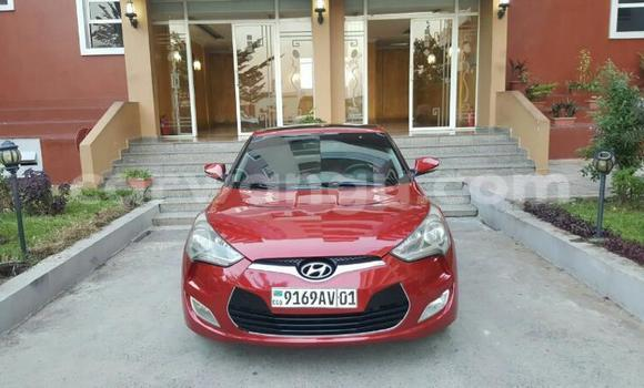 Acheter Voiture Hyundai Veloster Rouge en Gombe