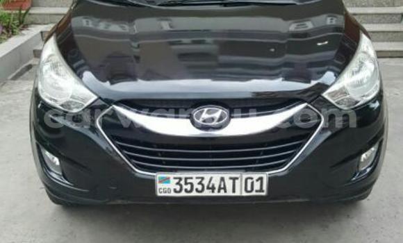 Acheter Voiture Hyundai ix35 Noir en Gombe