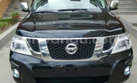 Acheter Voiture Nissan Patrol Noir en Gombe