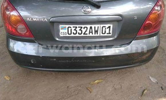 Acheter Voiture Nissan Almera Noir en Bandalungwa