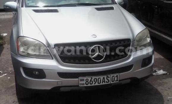 Acheter Voiture Mercedes Benz ML-Class Gris en Bandalungwa