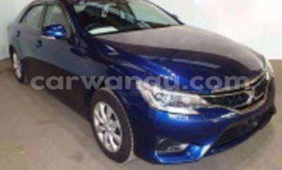 Acheter Voiture Toyota Mark II Bleu à Bandalungwa en Kinshasa