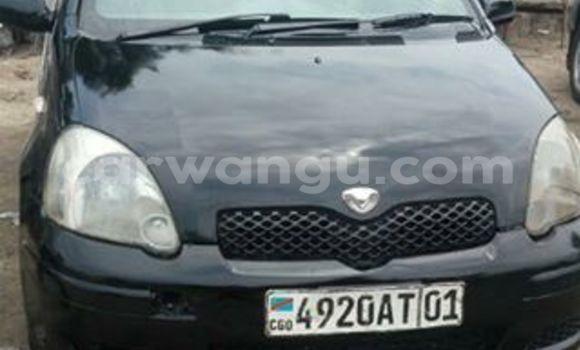 Acheter Voiture Toyota Vitz Noir en Bandalungwa