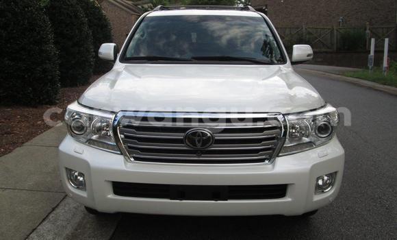 Acheter Voiture Toyota Land Cruiser Blanc à Kimbanseke en Kinshasa