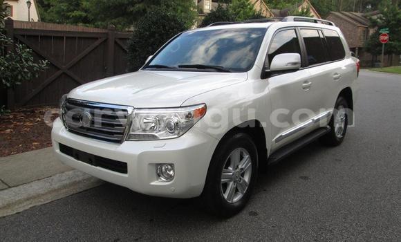 Acheter Voiture Toyota Land Cruiser Blanc à Bandalungwa en Kinshasa