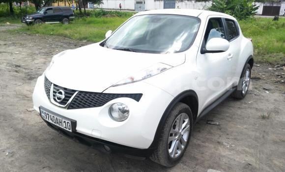 Acheter Voiture Nissan Juke Blanc en Limete