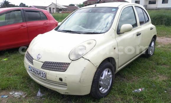 Acheter Voiture Nissan March Autre en Limete