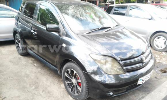 Acheter Voiture Toyota IST Noir en Lemba