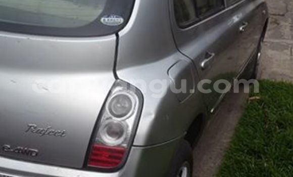 Acheter Voiture Nissan March Gris en Bandalungwa