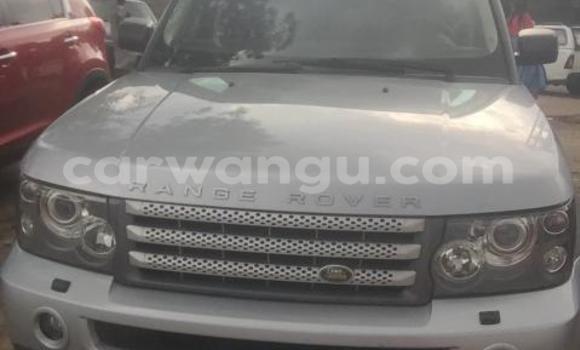 Acheter Voiture Land Rover Range Rover Sport Gris en Bandalungwa
