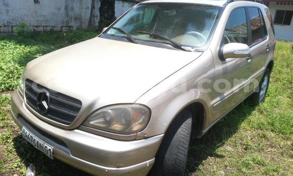 Acheter Voiture Mercedes Benz ML-Class Autre en Limete