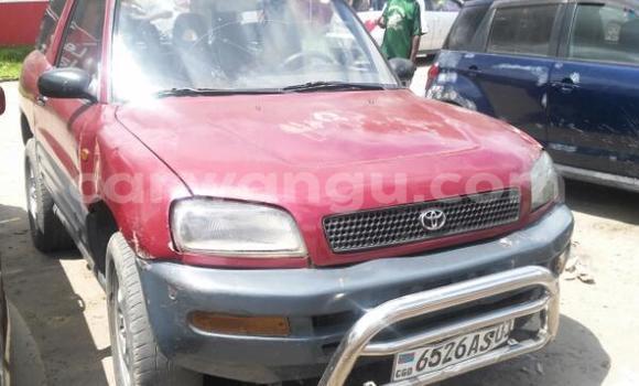 Acheter Voiture Toyota RAV4 Rouge en Limete