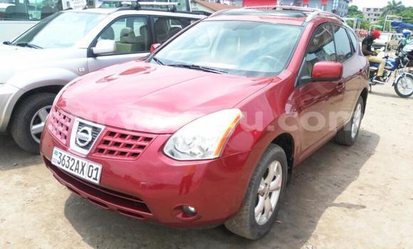 Acheter Voiture Nissan Rogue Rouge en Kinshasa