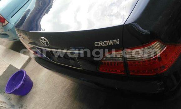 Acheter Voiture Toyota Crown Royal Saloom Noir en Bandalungwa