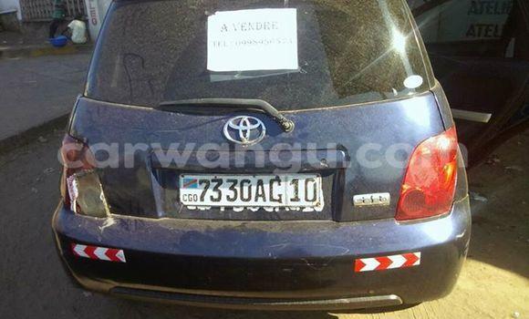 Acheter Voiture Toyota IST Bleu en Bandalungwa